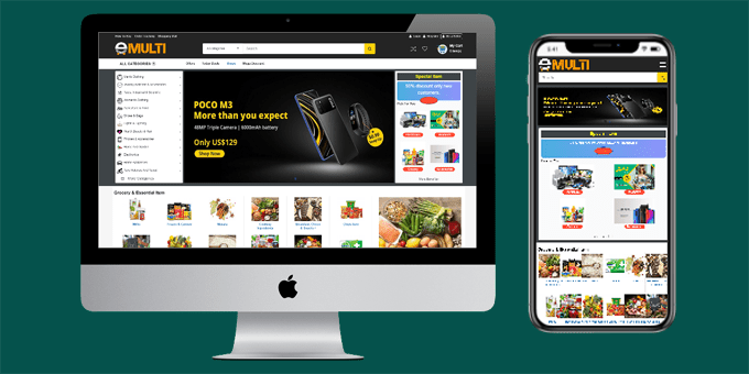 eMalti Multi Vendor eCommerce